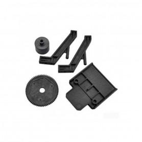 TS044, Engrenage différentiel d'origine en Nylon pour Hammerhead et FTX Futura
