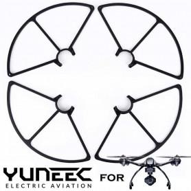 Protections d'hélices ref YUNQ4K127 pour drone Yuneec Q500 4K