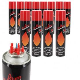 Recharge de gaz Belflam 300ml par 12
