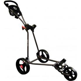 Chariot de golf 3 roues EzeGlide Cruiser Noir Adulte
