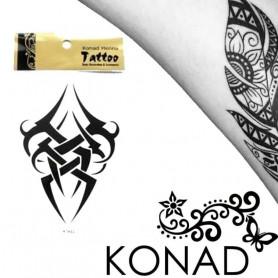 KTA02, Tatouage permanent Konad Henne Expression Motif Tribal Ailes