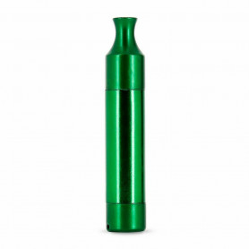 Pipe Sèche Vaporisateur THE WEED BOMB Green