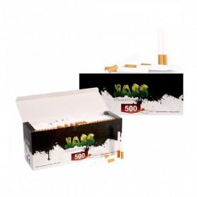 Boîte de 500 tubes à cigarette Jass Par 4