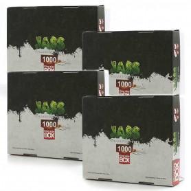 Pack Boite de 1000 tubes à cigarettes Jass Par 4