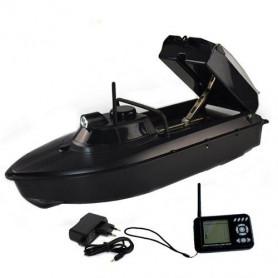 Bateau amorceur FishFinder Jabo 2 Portée 300m avec Echosondeur