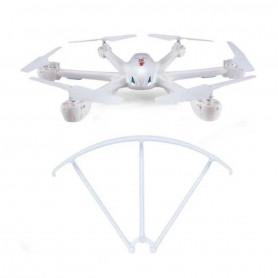 X600-14 - Protective Frame ou Protection d'hélice pour drone MJX X600 Black