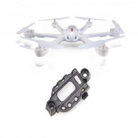 X600-04 - Motor Cover ou Cache Moteur pour drone MJX X600 Black