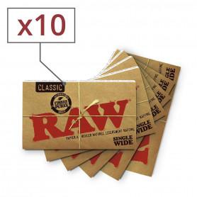 Raw Regular par 10