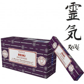 Encens indien energie Reiki Satya Sai Baba 2x (24 batons)