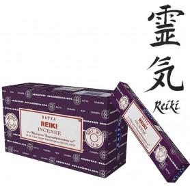 Encens indien energie Reiki Satya Sai Baba 3x (36 batons)