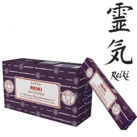 Encens indien energie Reiki Satya Sai Baba 8x (96 batons)