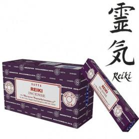 Encens indien energie Reiki Satya Sai Baba 12x (144 batons soit 1 boite complète)