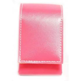 Etui cigarettes en cuir 90/100mm Urban Design Pink