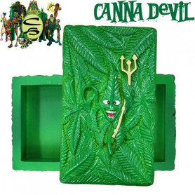 Spliff Box Cachette 2 en 1 CannaHeroes CannaDevil S