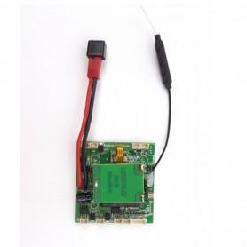 Récepteur PCB Carte électronique Ref Q222-36 pour drone Q222 WlToys