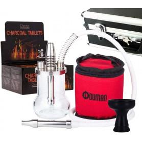 Pack chicha Oduman Micro avec Valise et accessoires