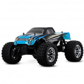 Voiture RC Thermique Tout Terrain Monster Truck Thwarter BL 3cc 4x4 1/10ème