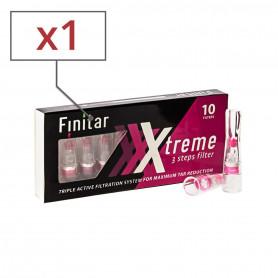 Lot de 10 filtres porte cigarettes Finitar Xtreme