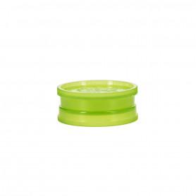 Grinder acrylique Phosphorescent Dope Bros 2 parties Vert