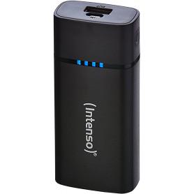 Batterie Nomade Powerbank 5200 mAh USB Intenso pour smartphone et tablette