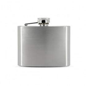 Flasque a alcool Zorr Stainless Steel Finition Métal Brossé Format 5 oz 150 ml