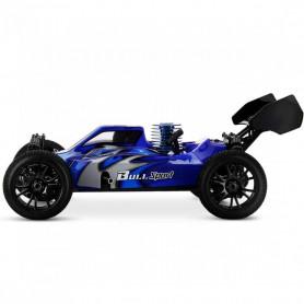 Buggy Thermique RC Rebel 3.5 BlackBull S8 1/8 ème Bleu Givre