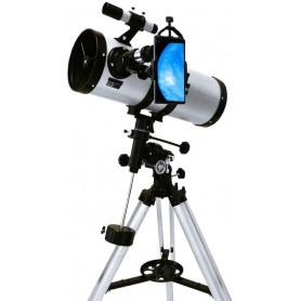 Pack télescope XXL Astrophotographie 1400-150 avec Lunette astronomique Zoom et Accessoires