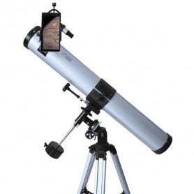 Pack télescope XXL Universe Astrophotographie 900-76 avec Lunette astronomique Zoom et Accessoires