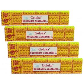Encens original Goloka Nagchampa par 4