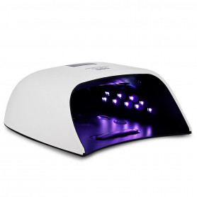 Lampe LED Ongle UV Professionnelle N7 60 Watts Blanche