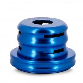 Système de Chauffe Charbon Cyclop Bleu Metal El Badia
