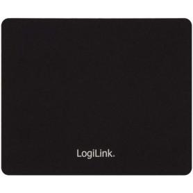 Tapis de souris noir Logilink AEGIS 23 x 19 cm
