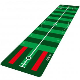 Tapis de Practice Putting 4 Vitesses 3 mètres pour l'entrainement au golf