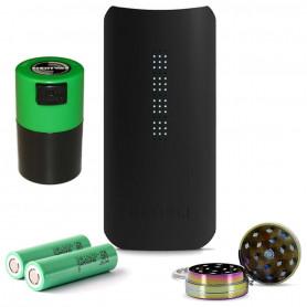 Pack Vaporisateur Portable DaVinci IQ Gun + Tight Vac + Broyeur + 2 Accus