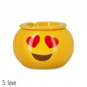 Cendrier Marocain Design Emoticone J'aime