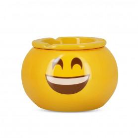 Cendrier Marocain Design Emoticone Smiley Sourire