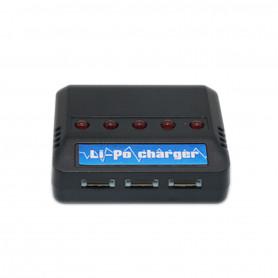Multi Chargeur Modélisme pour Batterie LiPo 1S