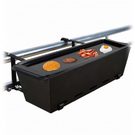 Barbecue de Balcon BBQ d'appartement