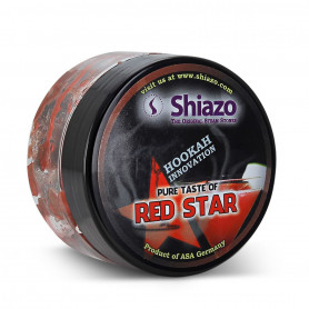 Pierres à vapeur Shiazo Goût Chicha Red Star