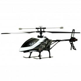 Hélicoptère Télécommandé Electrique Monorotor Buzzard F45 PRO LCD 2.4 Ghz RTF