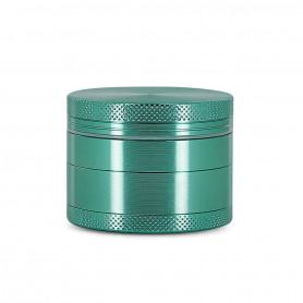Grinder Aluminium 4 Parties 50 mm Vert Emeraude