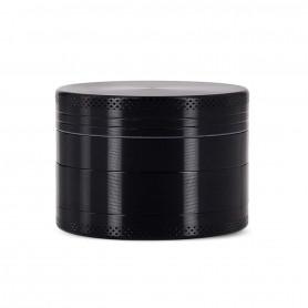 Grinder Aluminium XXL 4 Parties 60 mm Noir