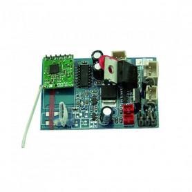 85973-16, Carte électronique Récepteur pour Hélicoptère RC Buzzard, Lama, V912 et V915