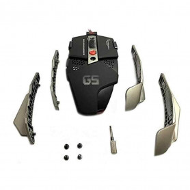 Souris Gamer G5 Warlord DragonWar pour PC, XBOX One, PS4 et PS3