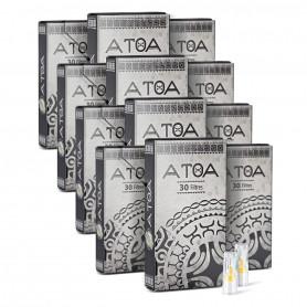 Lot de 12 Boites de 30 Filtres Cigarettes ATOA