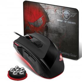 Souris Gamer Pro M3 3200 DPI pour PS4, PS3, PC et Xbox One