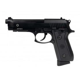Réplique Airsoft Co2 PT92 PT99 6mm Blowback Semi et Auto 1.9 J