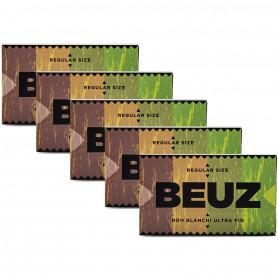 Feuille a rouler Beuz Brown Regular par 5