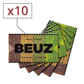 Feuille a rouler Beuz Brown Regular par 10
