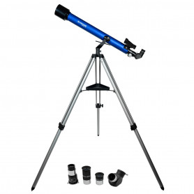 Pack Télescope MEADE Infinity 60-800 + Logiciel Autostar + Monture Azimutale + Viseur Red dot + Oculaires